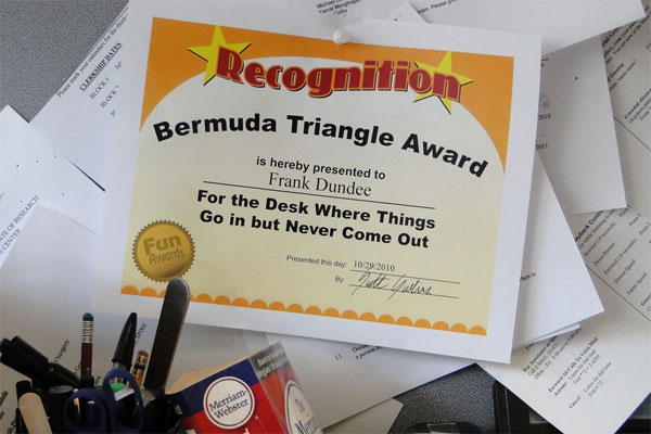 Awards Free Employee Funny
