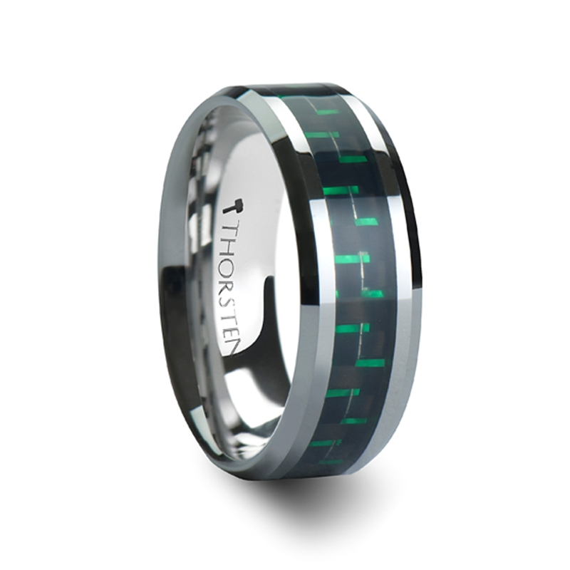 Larson Jewelers Introduces Tungsten Carbide Rings Styles