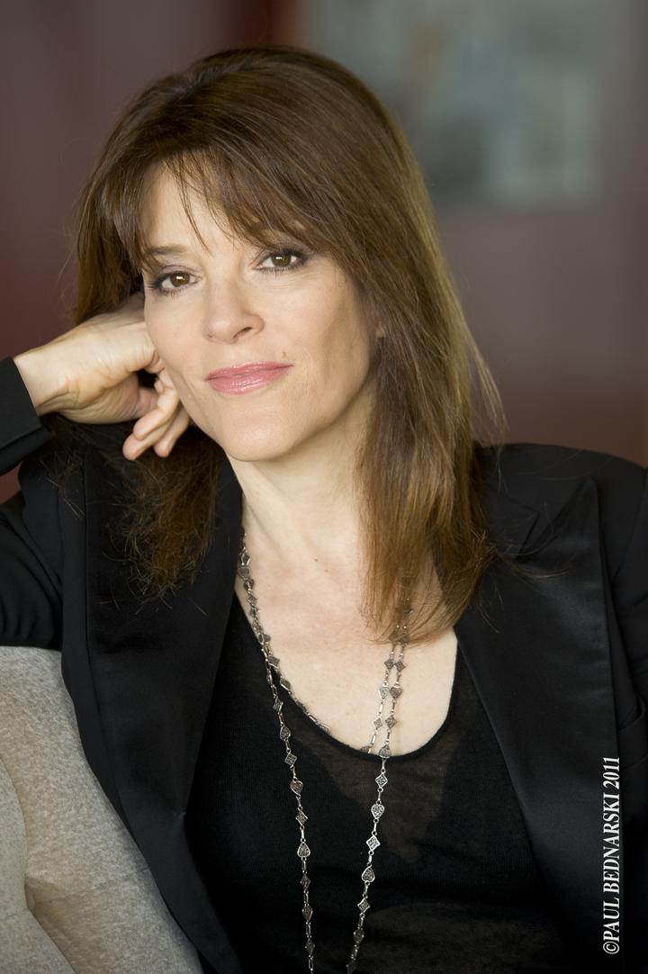 Acclaimed Spiritual Teacher Marianne Williamson To Join