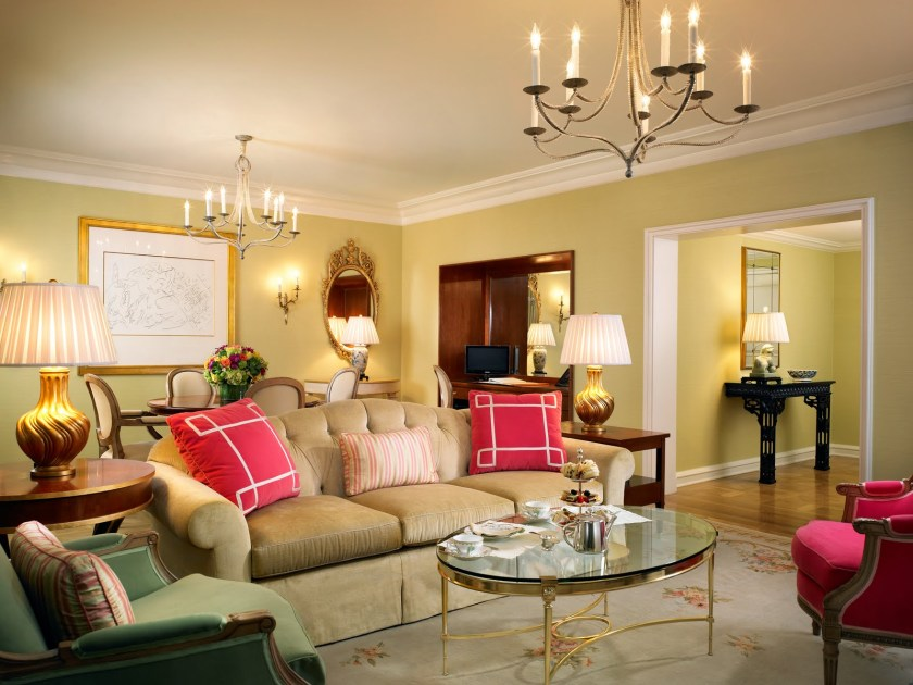 California Suite at Peninsula Beverly Hills