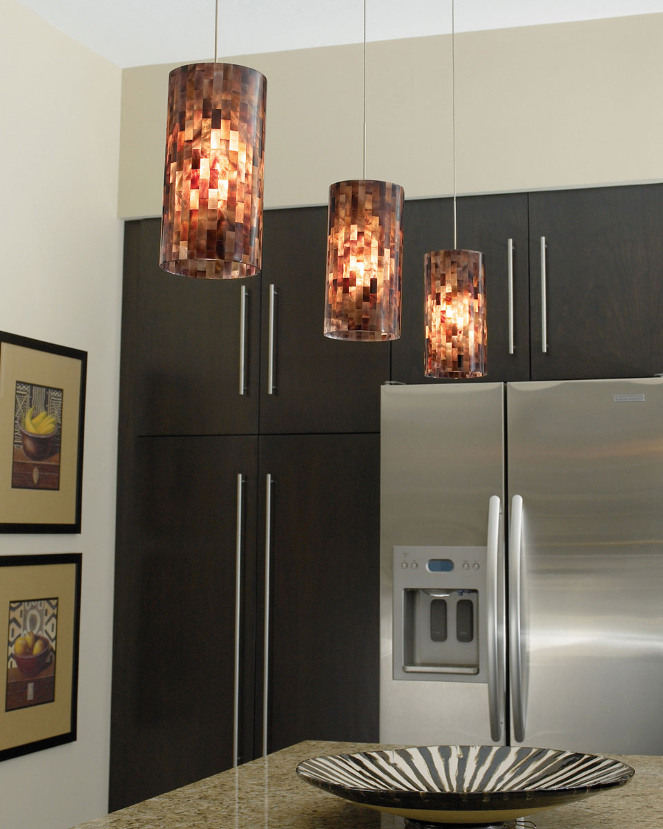 Multi Drop Pendant Light