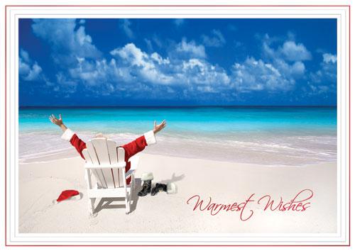 Nautical Christmas Cards