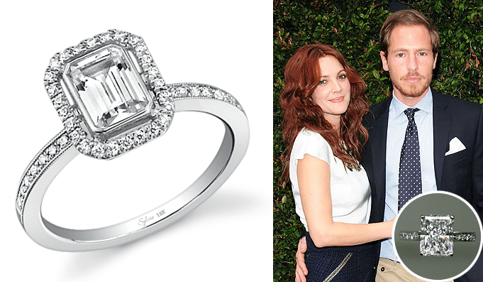 Celebrity Engagements Put Spotlight On Ring Trends Sylvie