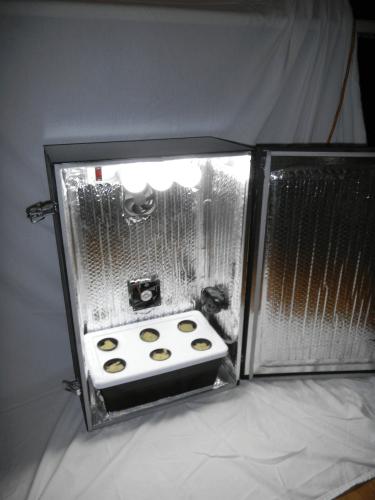 Making Hydroponic Grow Box