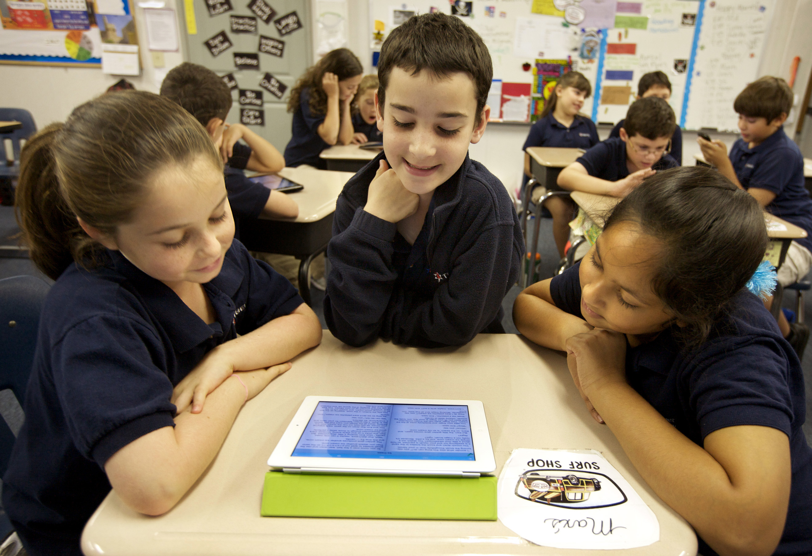 Brush Of Truth Book App Offers Free Common Core Aligned