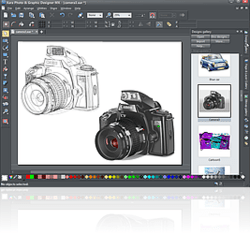 New Xara Photo Amp Graphic Designer MX And Xara Designer Pro X