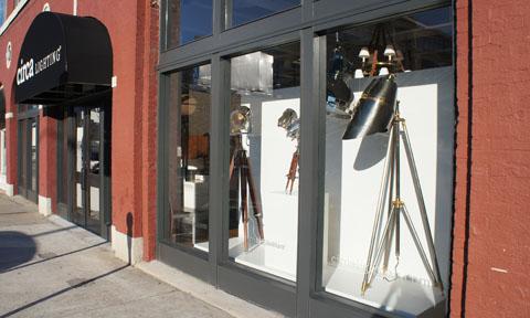 circa lighting opens new showroom in