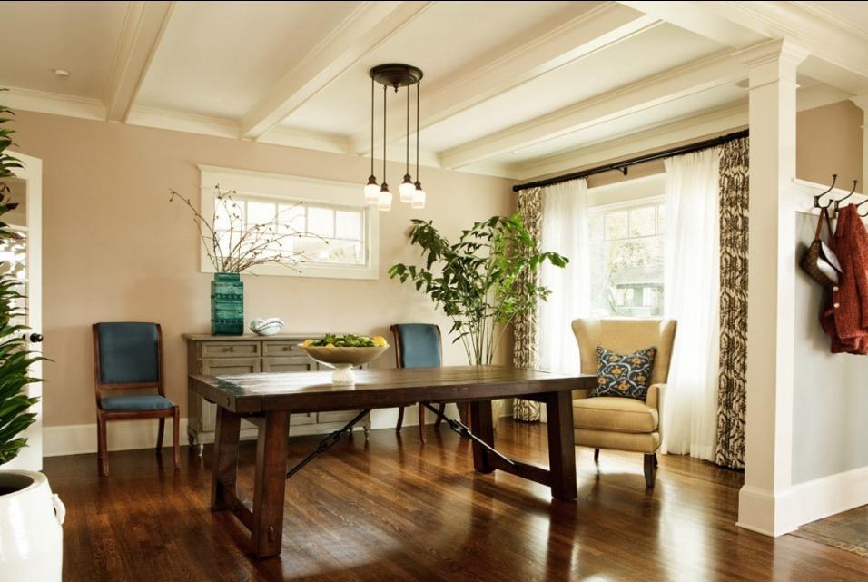 Portland Interior Designers Foursquare Redecoration A