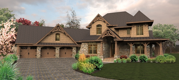 The House Designers Unveil Three New House Plans Custom T