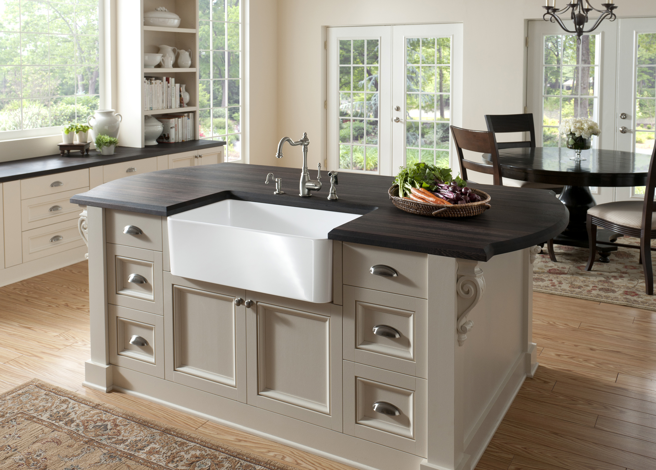 BLANCO Introduces The CERANA Apron Front Kitchen Sink