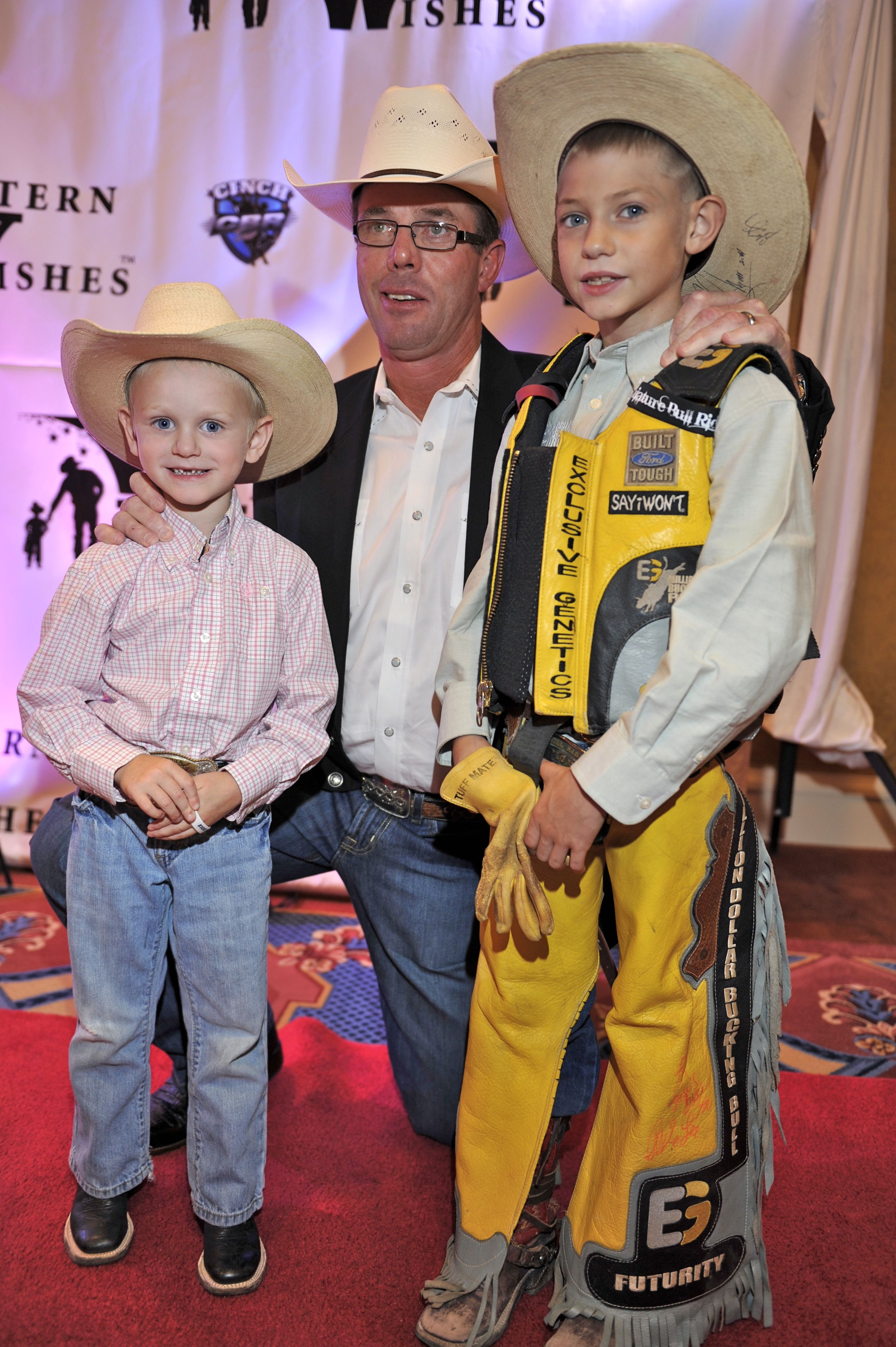 Western Wishes Wrangles Celebrities Rodeo Legends To Make Charity Gala Event A Memorable Night