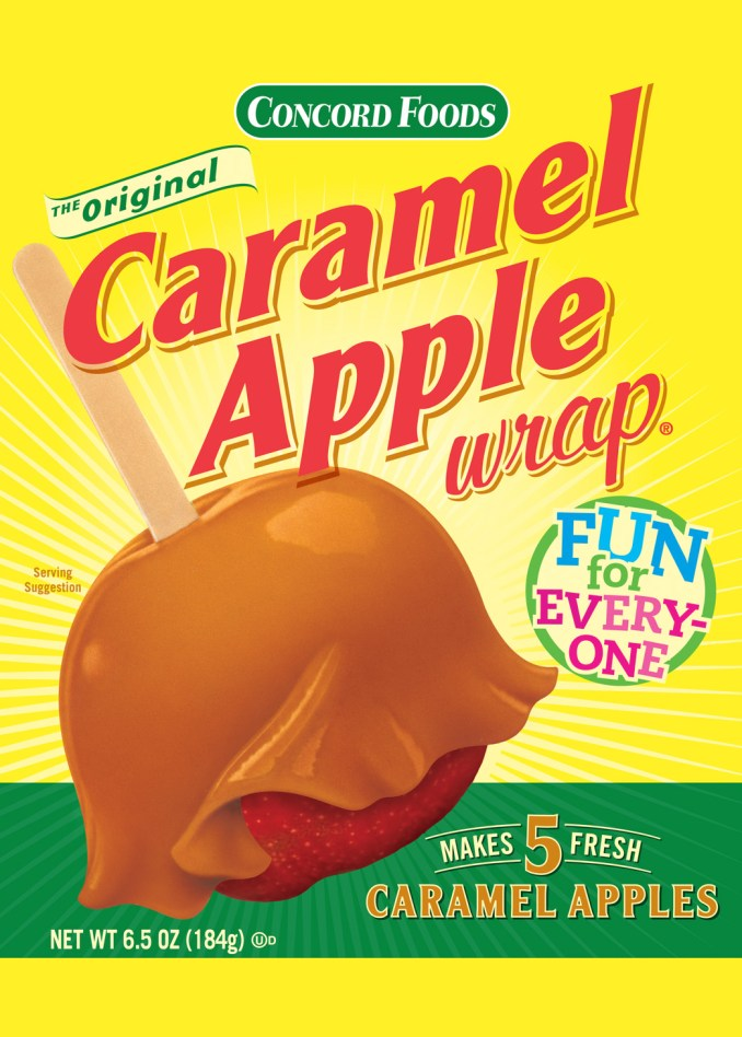 Concord Foods Announces Caramel Apple Season Photo Contest