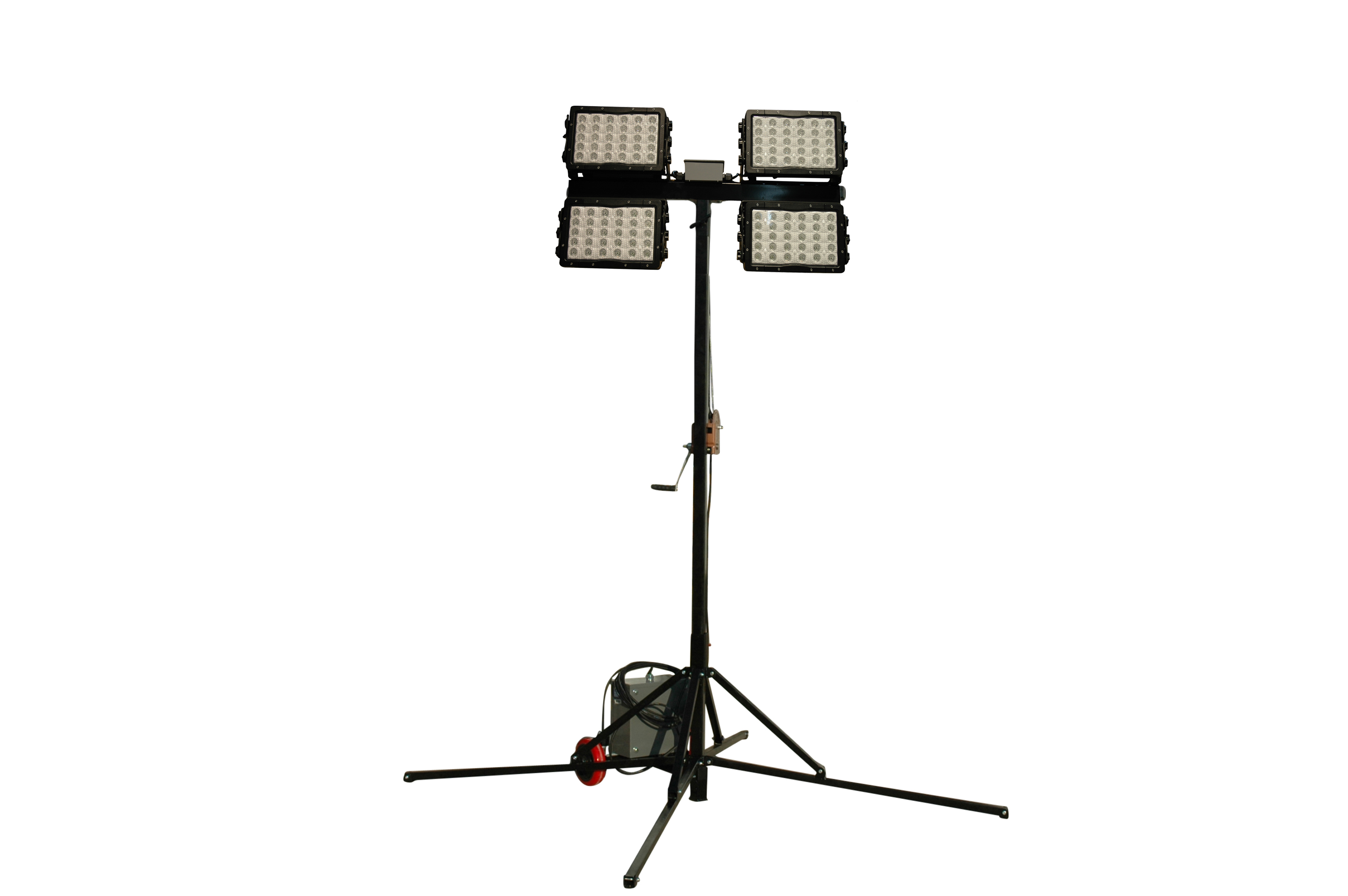 New Light Tower From Magnalight Provides High Output