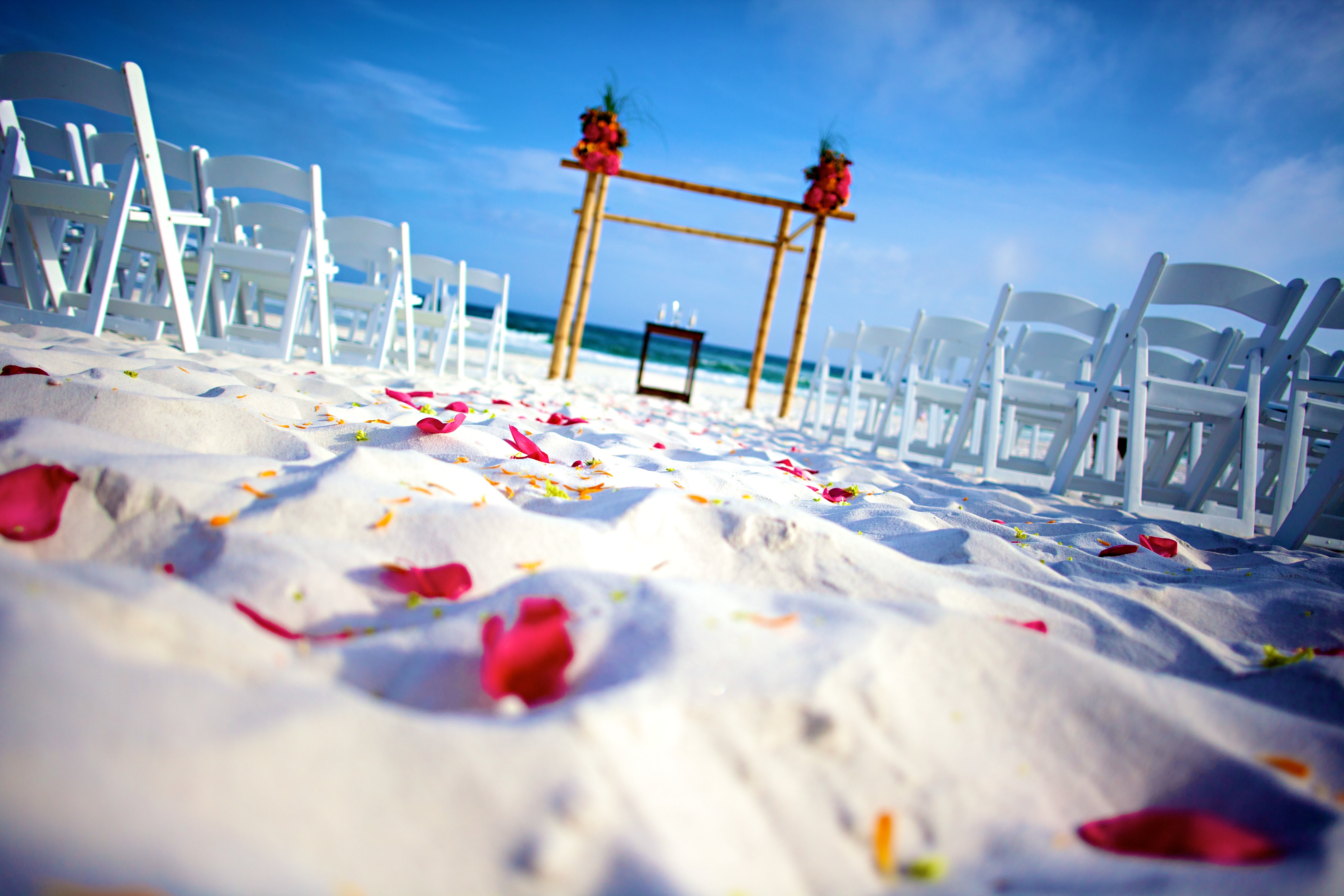 Sandestin Named The Best Of Weddings By The Knot For 2013 Resort Offers Destin Weddings With