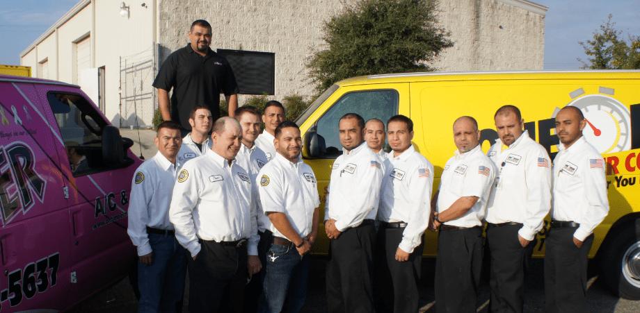 San Antonio Air Conditioning Companies Merge