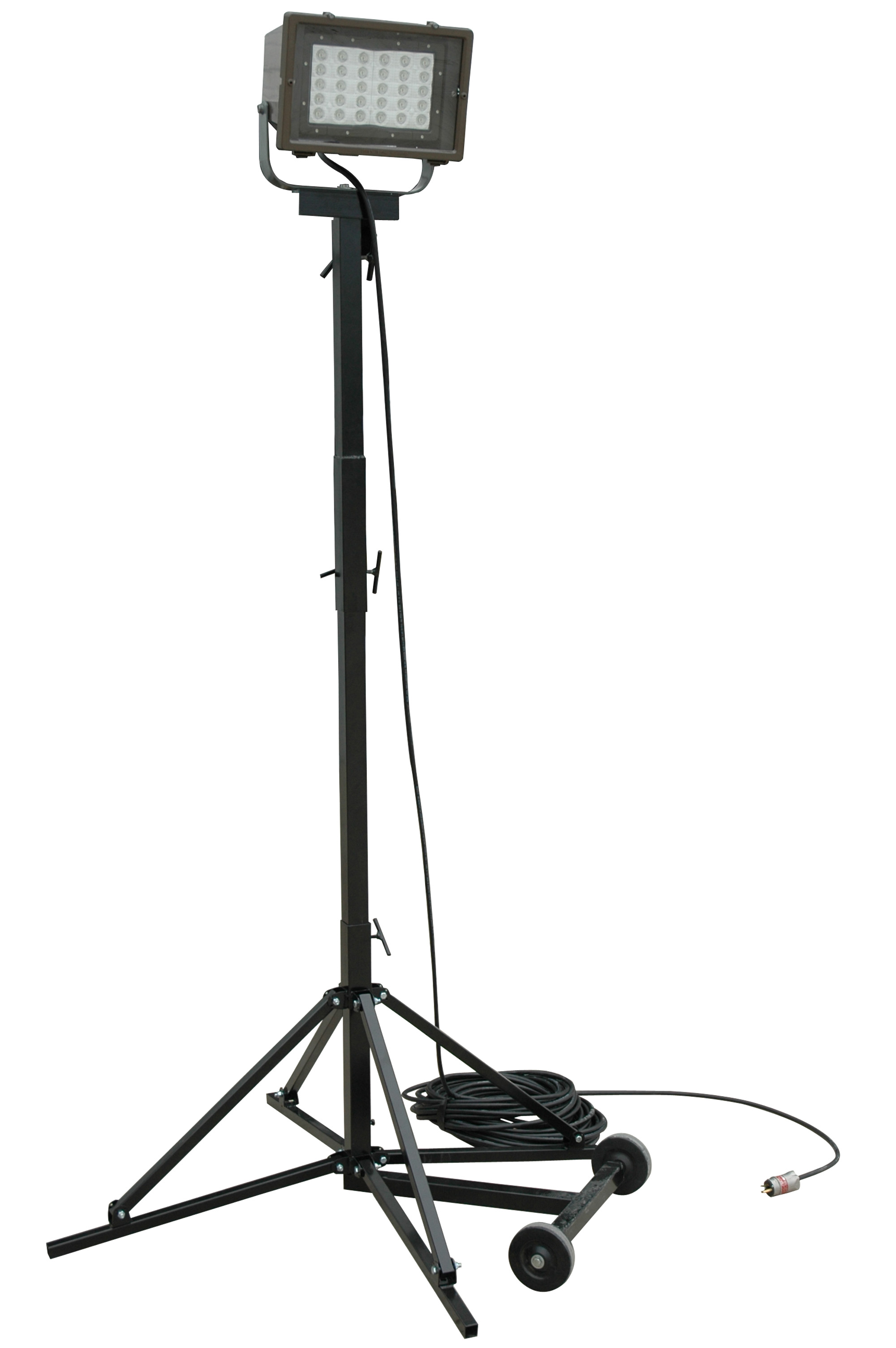 Larson Electronics Releases Adjustable Led Light Tower