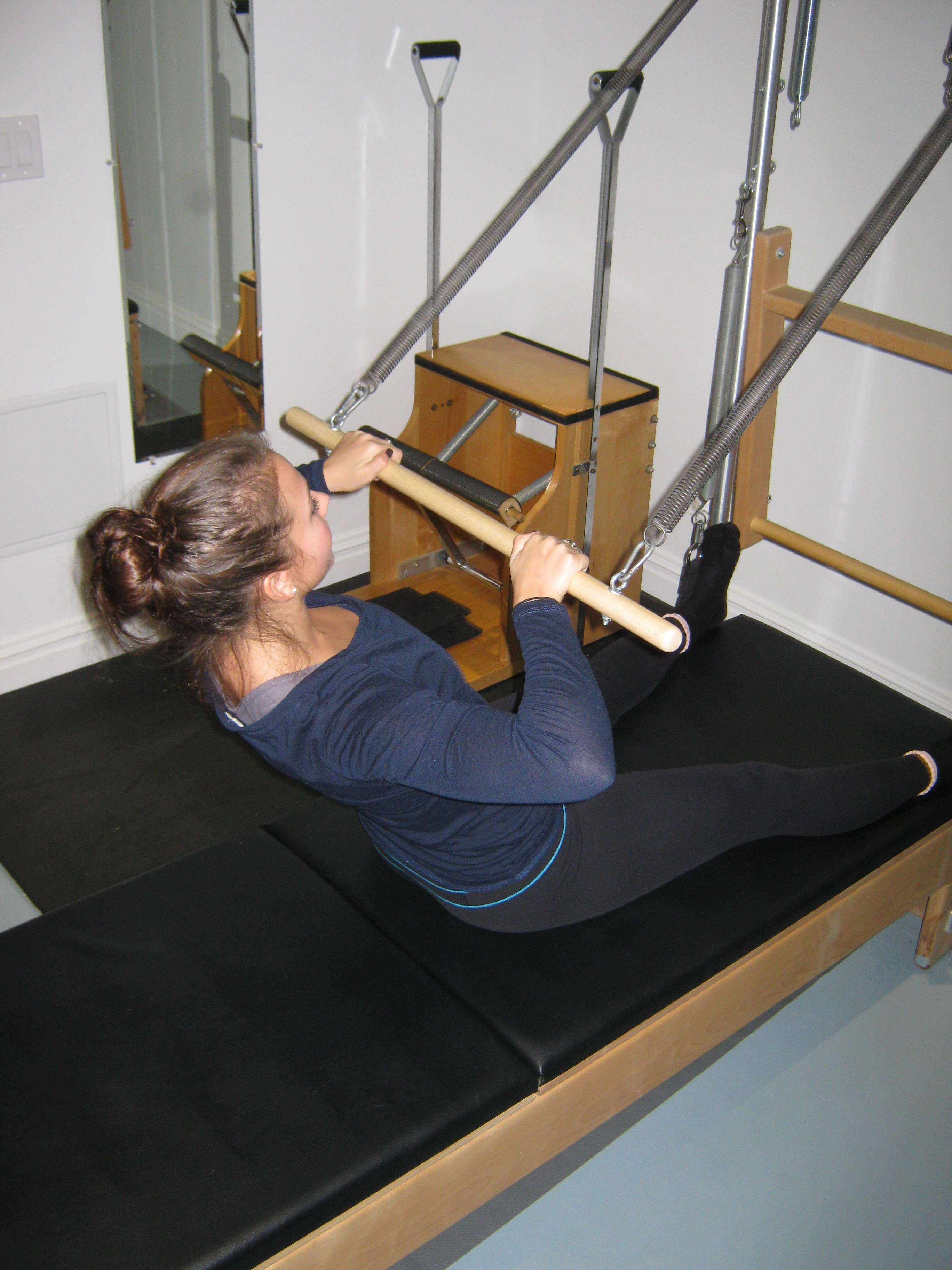 Power Your Tower Is The Next Pilates In House Training