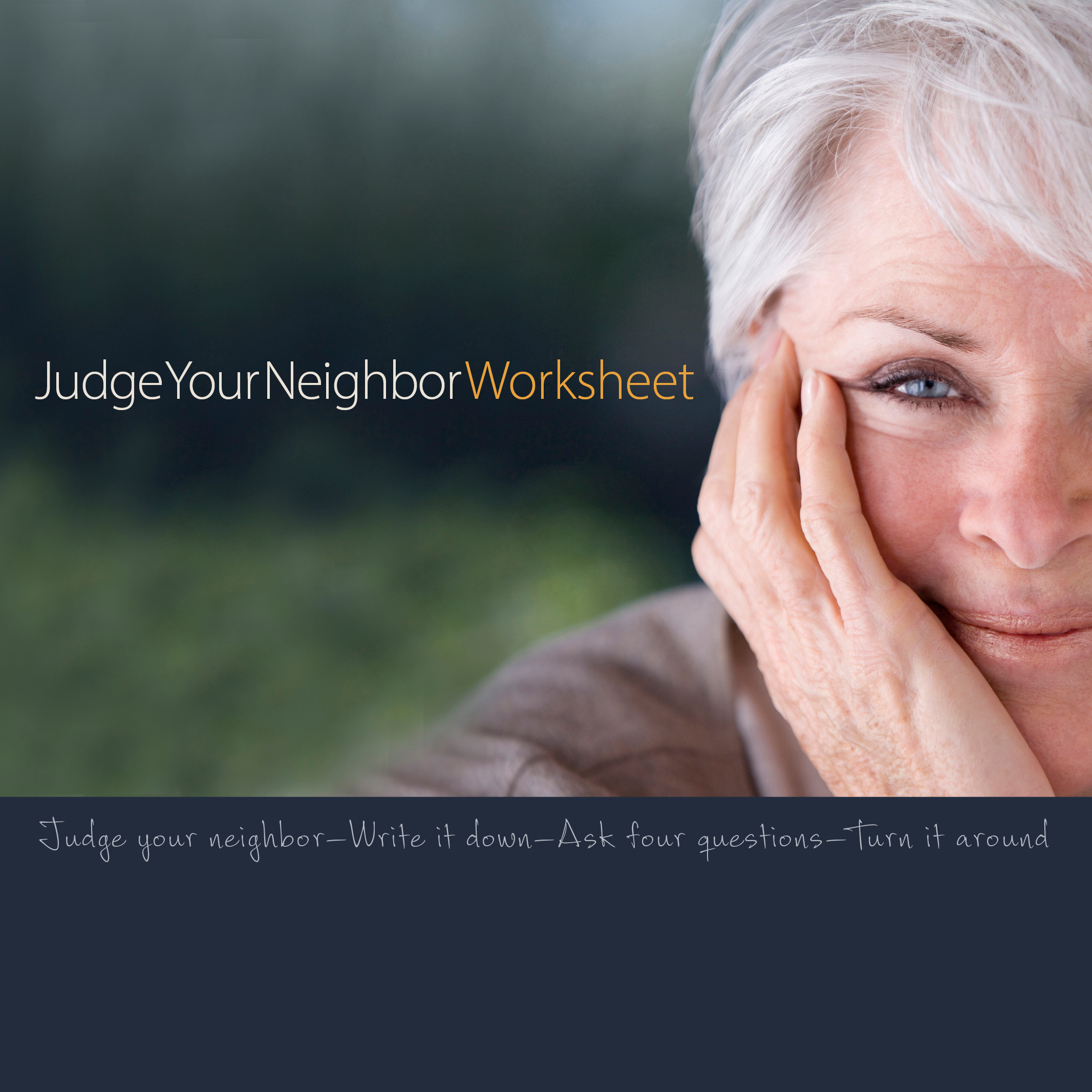 The Work Of Byron Katie New Ipad App Available On Itunes