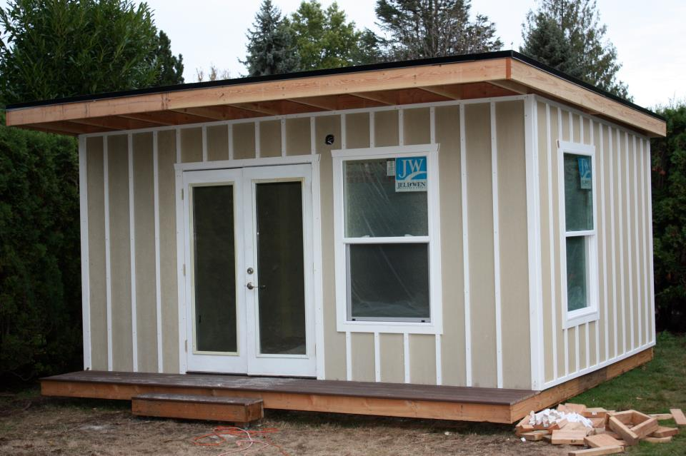 New Business MakeSomeRoom Ready To Build Backyard Office