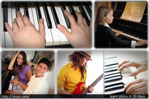 """Online Piano Lessons 