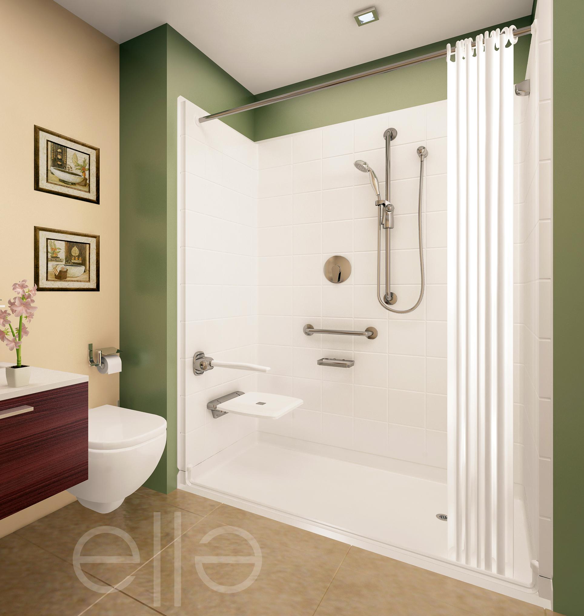 New Shower In A Box Kit From Ella Walk In Baths Brings Spa