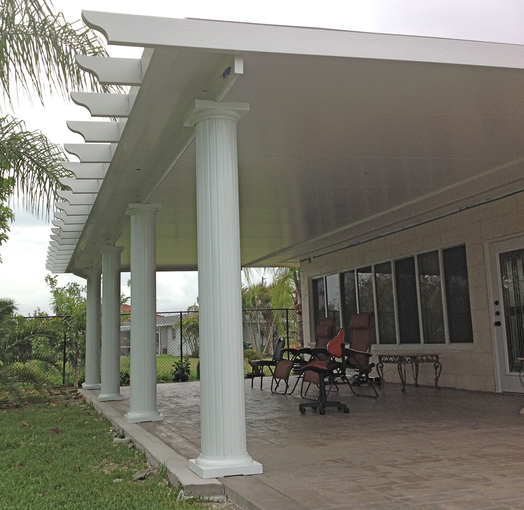 Screen Patio Covers Patio Roofs Led Residential Sales To