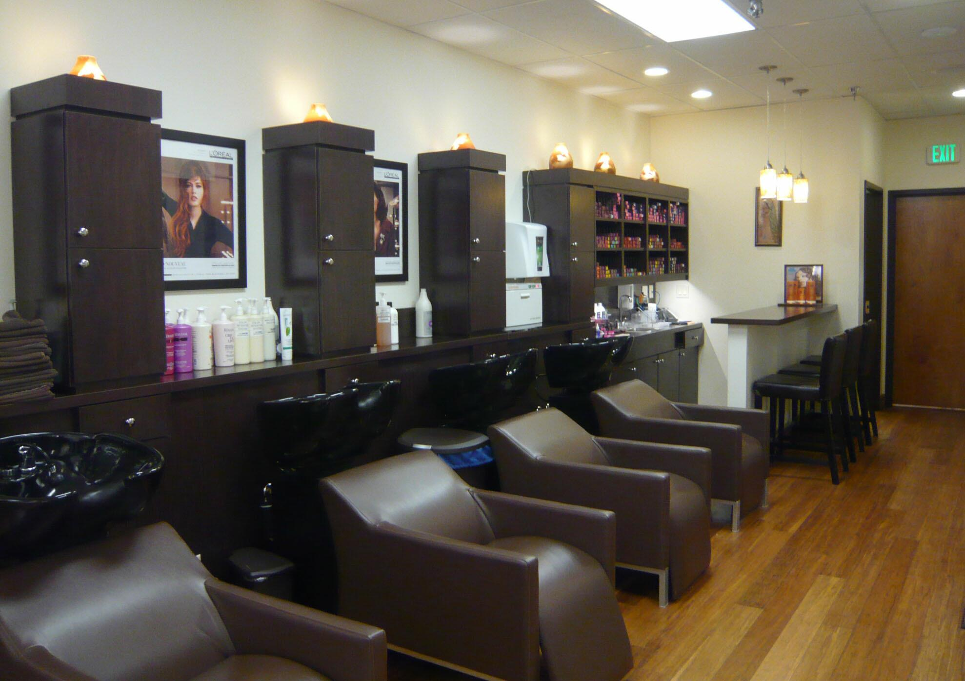 lutherville timonium salon craft hair salon implements zero ammonia - Salon Modern Evintage