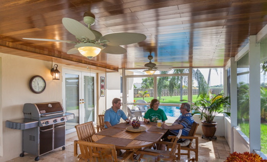 Trick That Turns The Design Of Sunrooms On Its Head Wood
