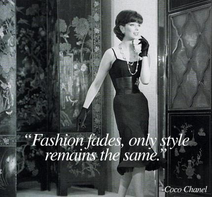 Celebrating LBD Icon Coco Chanels Birthday