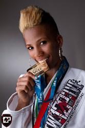 Team Lloyd Irvin Black Belt Nyjah Easton To Compete At