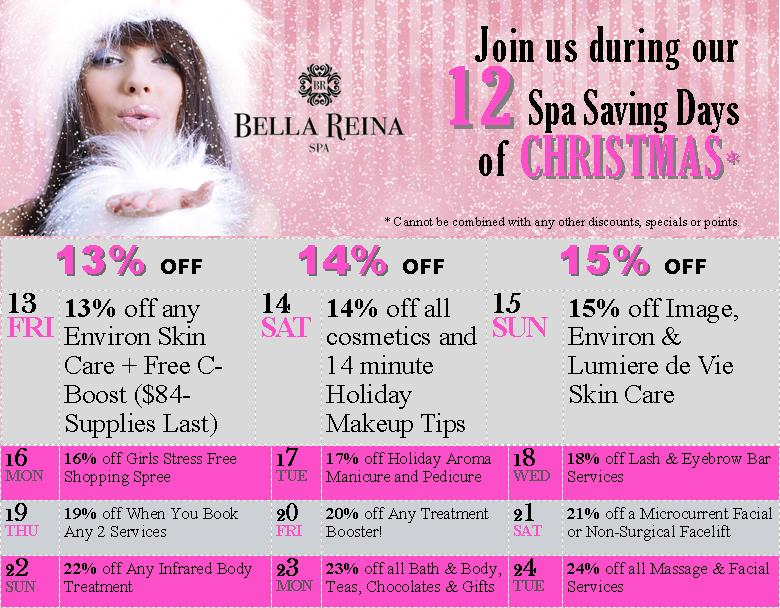 Bella Reina Spa A Delray Beach Beauty Landmark Fashions