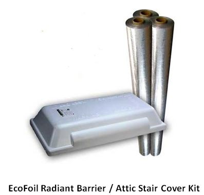Ecofoil Introduces New Draft Insulation Kit
