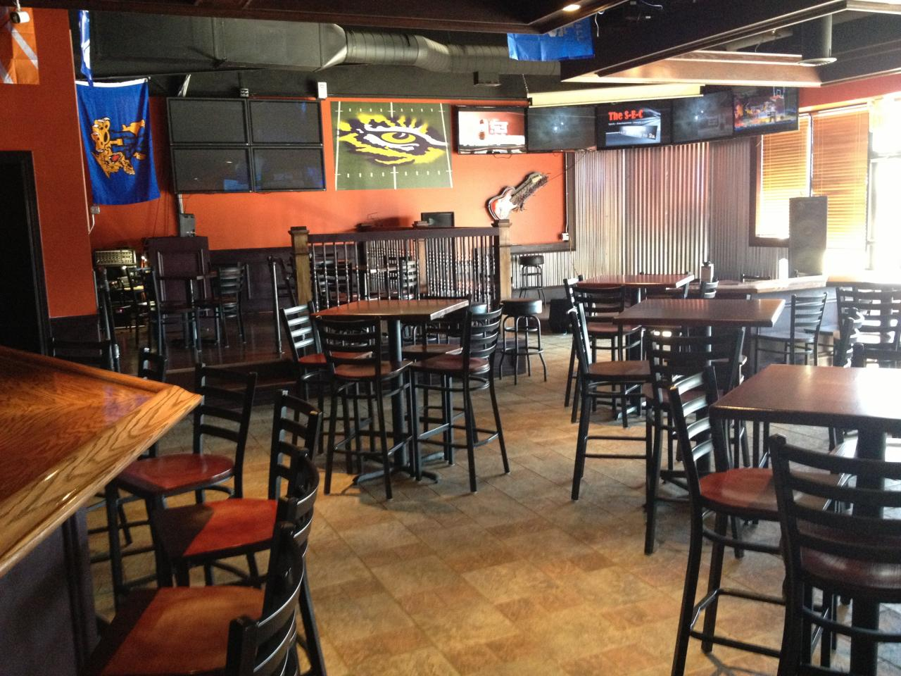Affordable Seating And The Sec Sports Pub In Lexington Ky