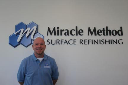 Miracle Method Surface Refinishing Opens In Pickering Ontario Canada