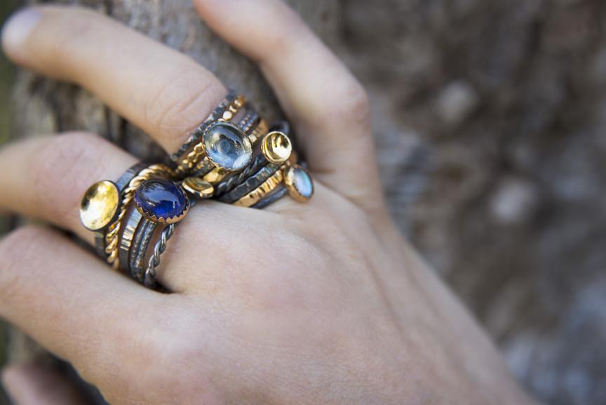 Handcrafted Jewelry Designer Jenne Rayburn Summer Trunk