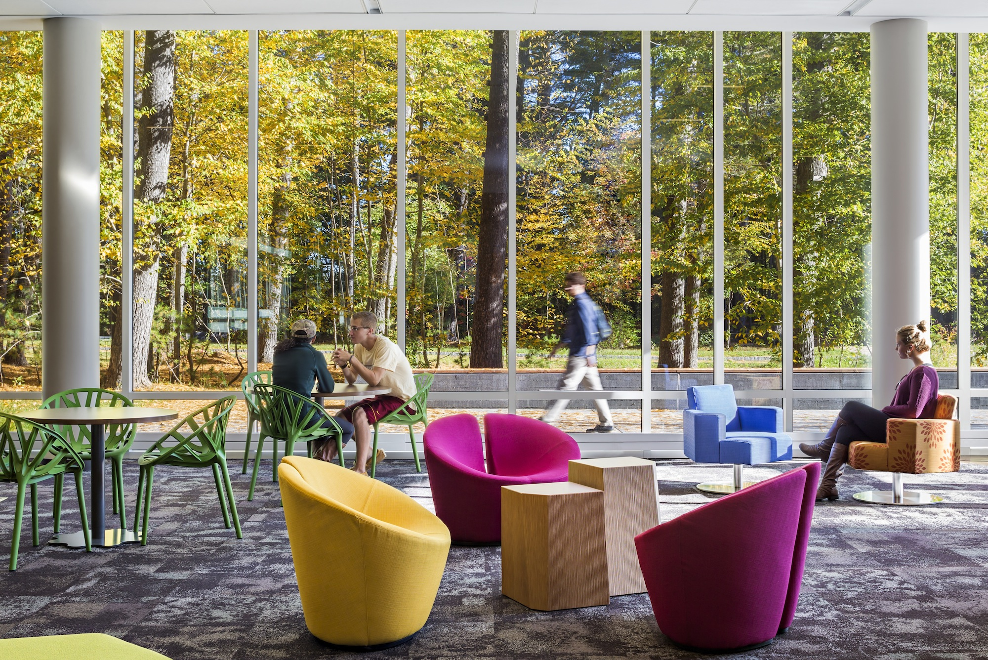 Add Inc Reinterprets The Traditional College Campus By