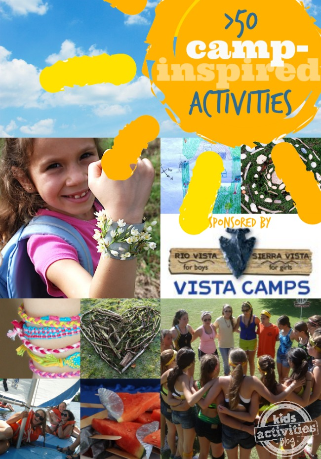 Camp Summer Ideas 2014 Theme