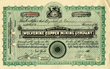 Scripophily.com Offers Old Stock Certificates for Sale from Extinct Mining Companies Throughout the United States and Canada