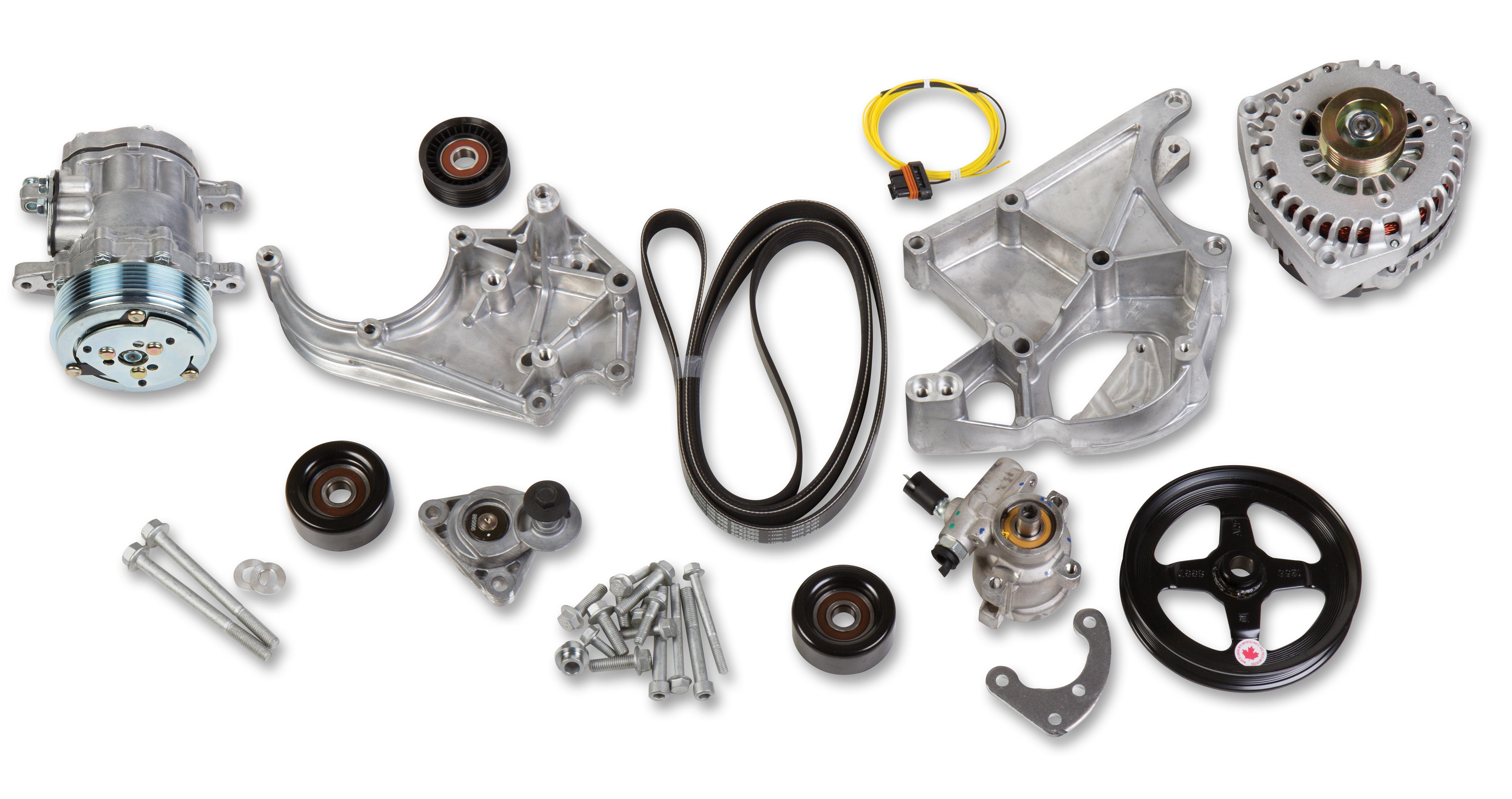 Chevy S10 Ls Swap Kits