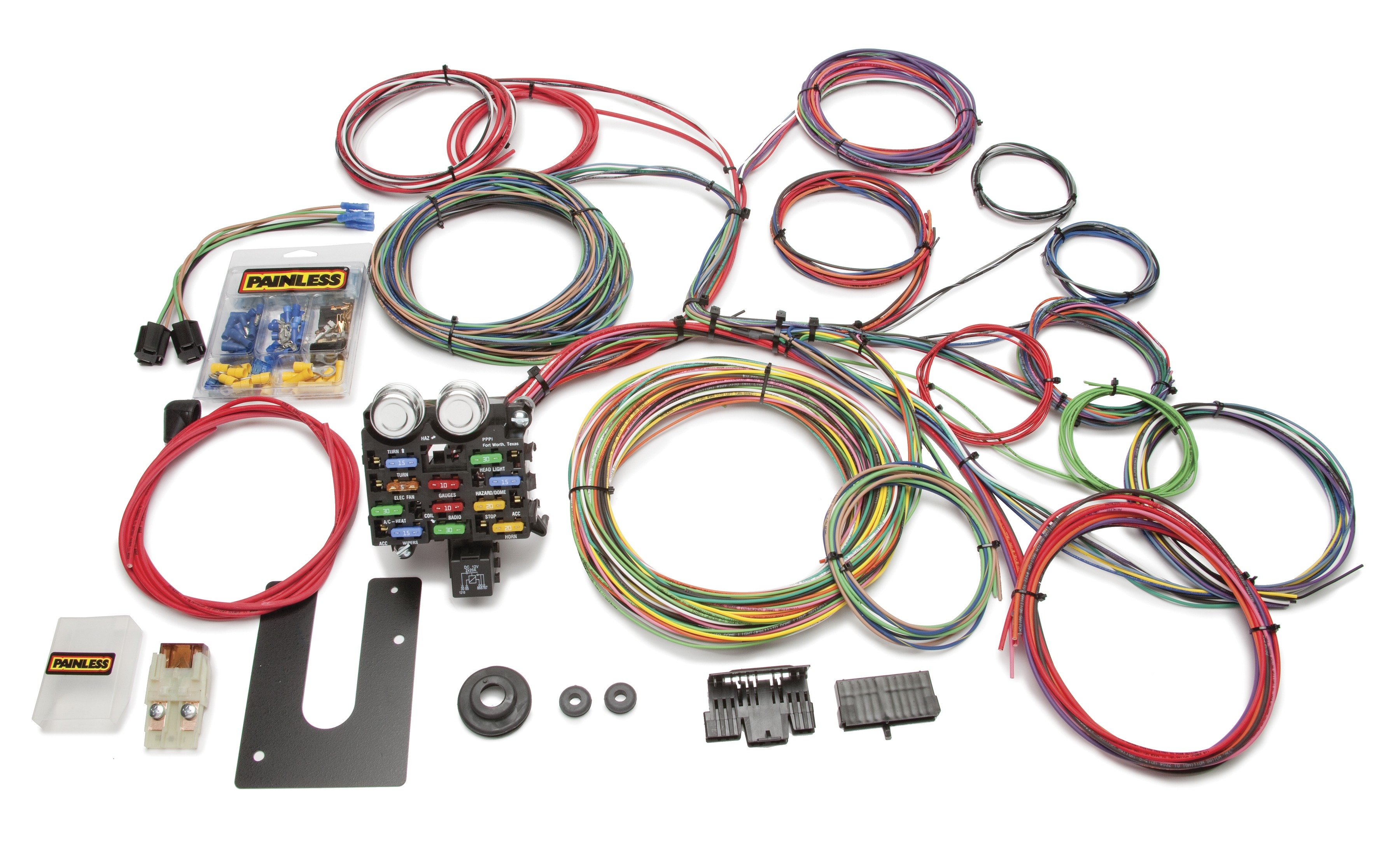 Centech Wiring Harness Early Bronco Instructions 48 Diagram Prf 10102resize6652c401 Diagrams Jeep Cj8