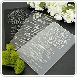 Garden Estate Wedding Invitations