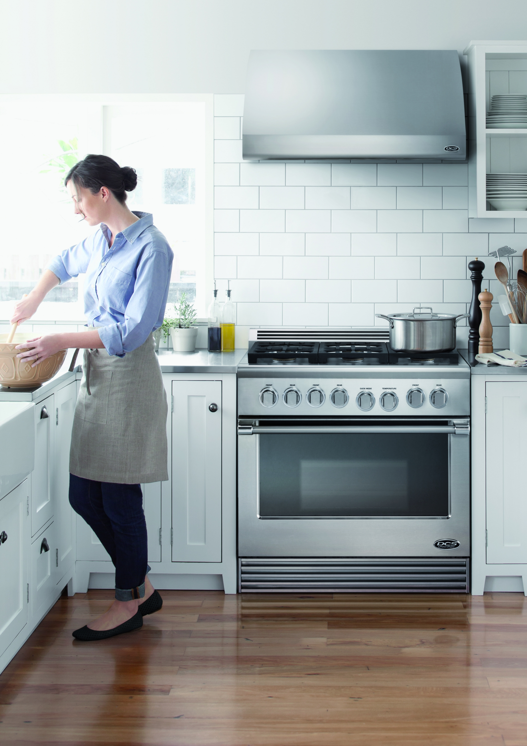 DCS By Fisher Amp Paykel Launches New Line Of Professional Kitchen Equipment For The Home
