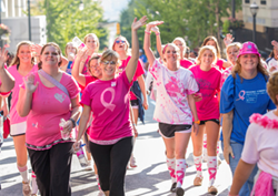 Tallahassee Plastic Surgery Clinic Proudly Sponsors the Making Strides Against Breast Cancer Walk