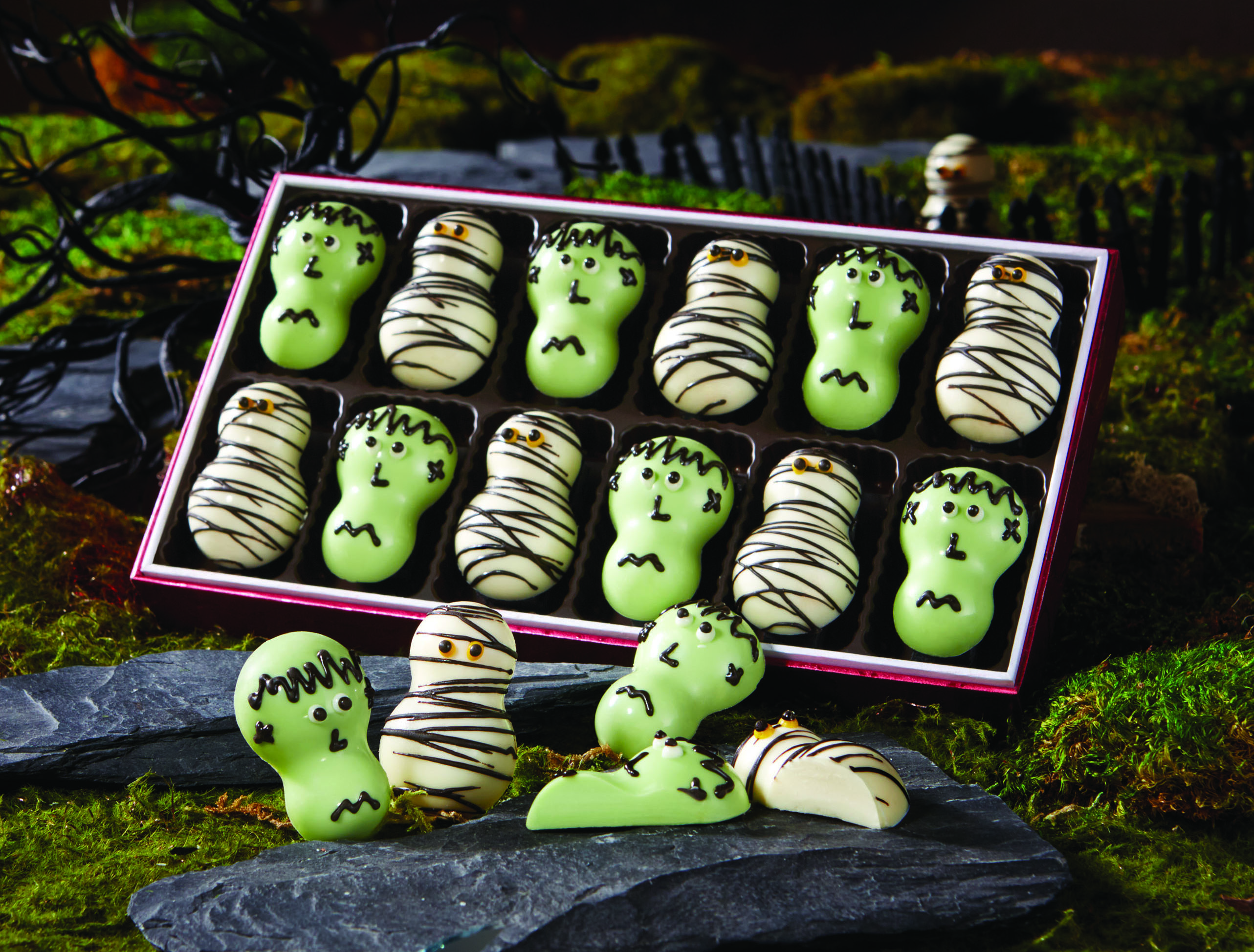 Plan A Halloween Party With Festive Fall Desserts From The