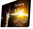 """""""The Amazing You"""" Wins Global Film Competition Award of Excellence as Revealed on Dr. Carol Francis Talk Radio With Producer Dr. Drago Bratasanu"""