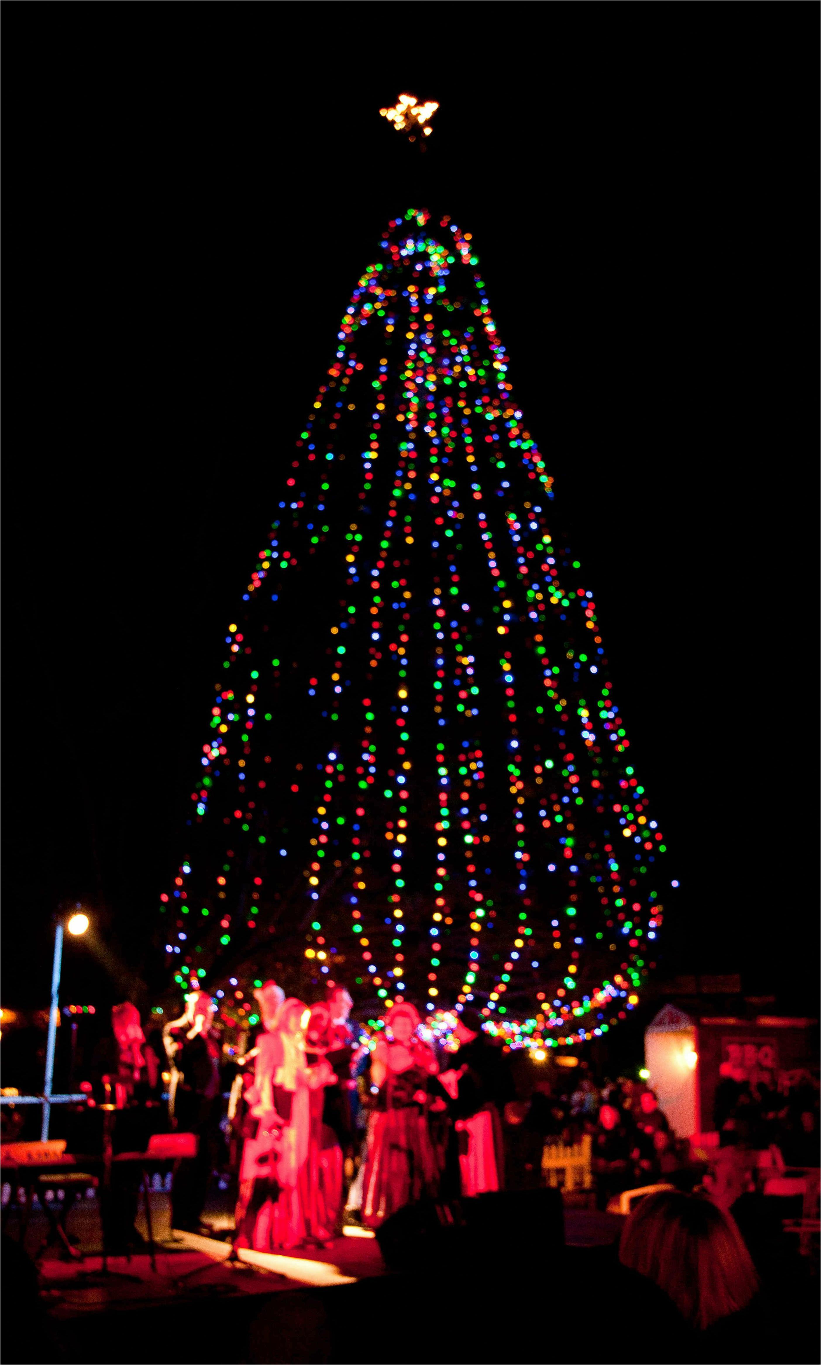 Idyllwilds 54th Annual Christmas Tree Lighting Ceremony