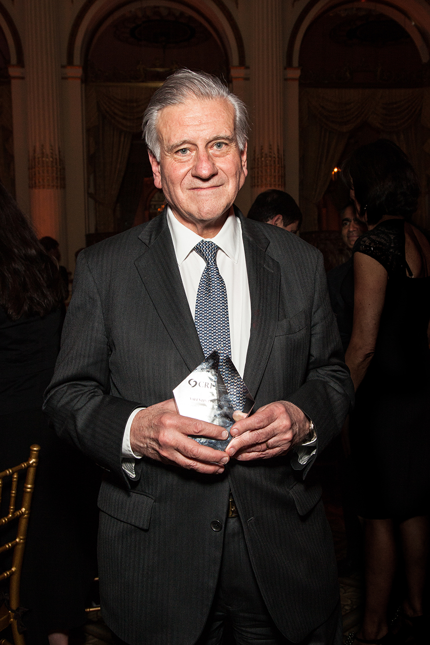 Mount Sinais Dr Valentin Fuster Honored By The