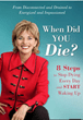"""Women Change the World Series on Dr. Carol Francis Talk Radio with Renowned Speaker Temple Hayes Author of """"When Did You Die? 8 Steps to Stop Dying Every Day"""""""
