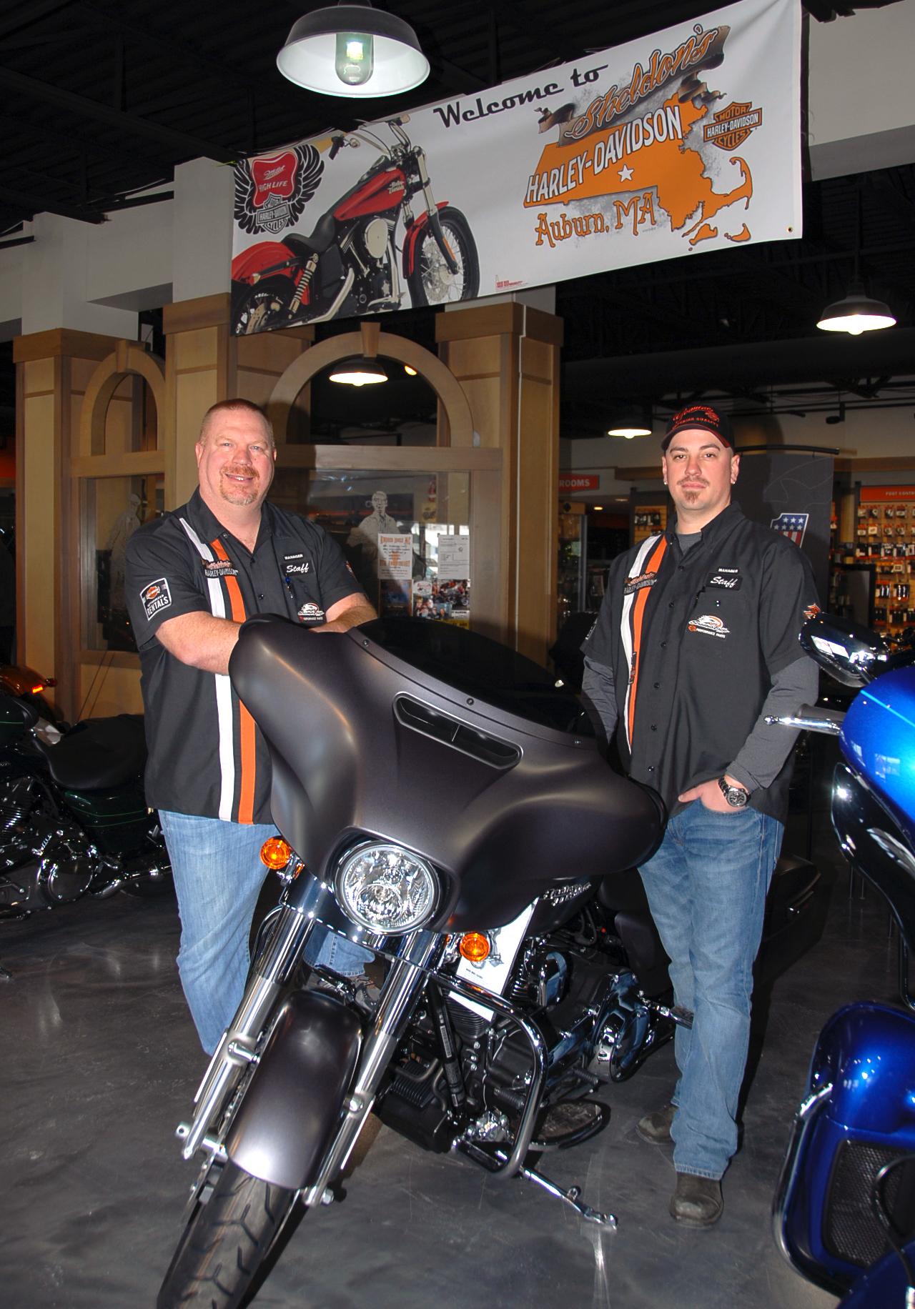 Sheldon S Harley Davidson Wins Harley Davidson 2014 Bronze