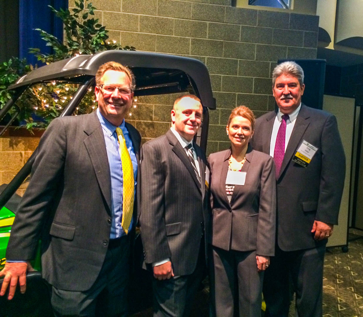 The Fisher Barton Group Earns Recognition As A John Deere